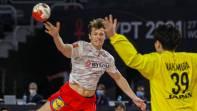Emil Jakobsen debuta en el Mundial de Egipto con 12 goles y el MVP
