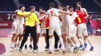 Sufrida victoria de España ante Alemania en el debut olímpico
