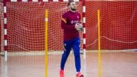 Luka Cindric señalado en Croacia por su poca implicación con la selección