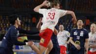 Mathias Gidsel y Emil Jakobsen se consagran con la selección danesa en el Mundial