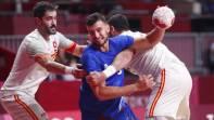 España cae ante Francia y luchará por la segunda plaza del grupo