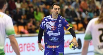 Alex Costoya no seguirá en Ademar Leon y fichara por el Chambery Savoie