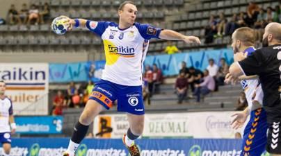 Alvaro Ferrer renueva por una temporada con el Fraikin Granollers