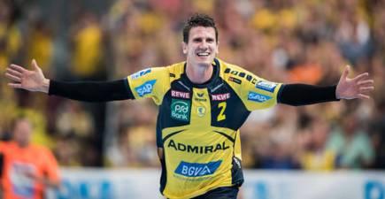 Andy Schmid mejor jugador de la Bundesliga por quinto año consecutivo