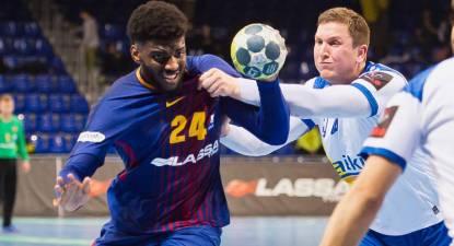 Granollers pone fin a la racha de 146 partidos sin perder del Barcelona