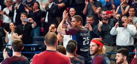 Daniel Narcisse se despide del balonmano ganando la liga francesa con el PSG