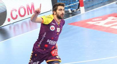 David Balaguer renueva hasta 2022 con HBC Nantes