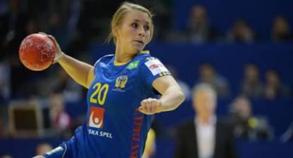 Isabelle Gullden ficha por el Brest Bretagne frances
