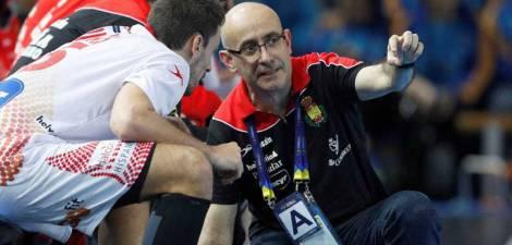 Sergey Hernandez y Antonio Bazan descartes de Jordi Ribera para el Campeonato de Europa