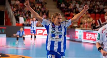 ZRK Buducnost anuncia el fichaje de Katarina Bulatovic por una temporada
