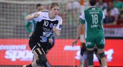 Line Jorgensen no puede debutar con el Esbjerg por problemas con el transfer