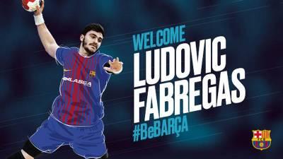 El Barcelona oficializa el fichaje de Ludovic Fabregas por tres temporadas