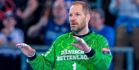 Mattias Andersson regresa al THW Kiel como entrenador de porteros