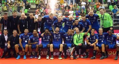 Primer tropiezo de Raúl Gonzalez en el PSG Handball. Montpellier campeón del Trofeo de los Campeones