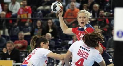 Noruega no perdona y elimina a España del Mundial de Alemania