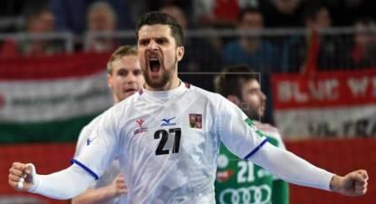 Ondrej Zdrahala finalizara como máximo goleador del Europeo de Croacia