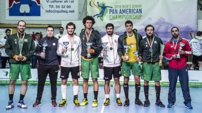 Teixeira MVP del Panamericano. Equipo All Star del Panamericano 2018