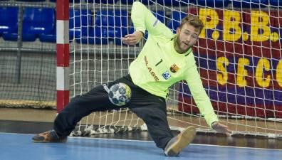 Gonzalo Perez de Vargas renueva hasta 2023 con el Barcelona