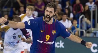 Raúl Entrerrios renovara con el Barcelona Lassa