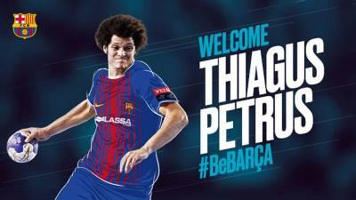 El Barcelona oficializa el fichaje de Thiagus Petrus hasta 2021
