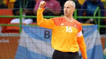 Thierry Omeyer en la preselección francesa para el Europeo pese a estar retirado de la selección