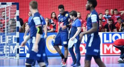 Timothey N'Guessan abandona el Europeo de Croacia por lesión