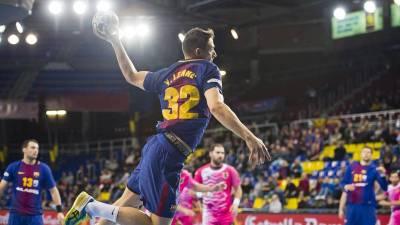 El Barcelona cede a Yanis Lenne al Pays D'aix hasta final de año
