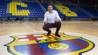 El Barcelona anuncia el fichaje de Abel Serdio