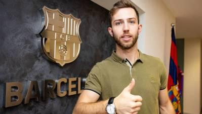 El Barcelona blinda a Aleix Gomez hasta 2026