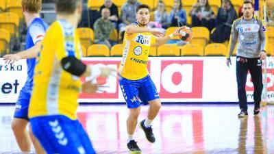 Alex Dujshebaev de 4 a 6 semanas de baja por lesion