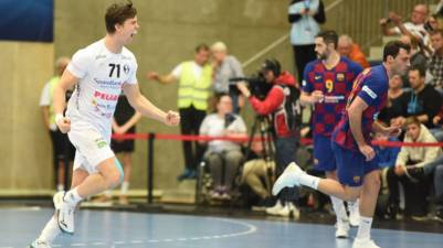 Blonz y Jakobsen, dos extremos que se le escapan al Barcelona
