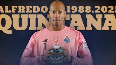 El Oporto comunica el fallecimiento de Alfredo Quintana