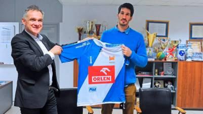 Orlen Wisla Plock oficializa el fichaje de Alvaro Ruiz