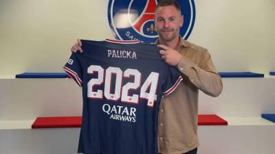 Andreas Palicka ficha por PSG Handball para la 22/23