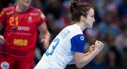 Una descomunal Vyakhireva lleva a Rusia a la final