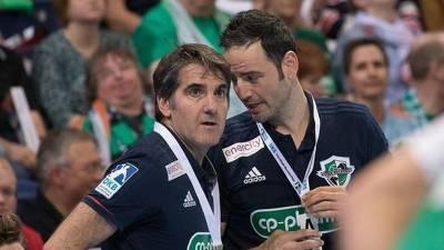 Antonio Carlos Ortega e Iker Romero renuevan por el Hannover Burgdorf