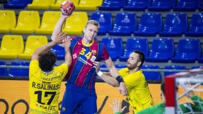 Aron Palmarsson no continuará en Barcelona y ficha por el Aalborg danés