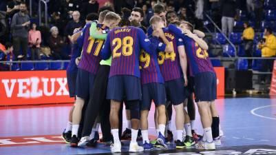 Barcelona, PSG y Flensburg-Handewitt siguen invictos en sus ligas