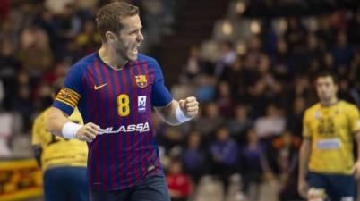 El Barcelona conquista su octava Copa Asobal consecutiva