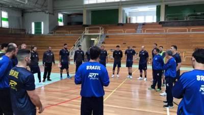 Brasil, primer rival del España en el Mundial de balonmano 2021