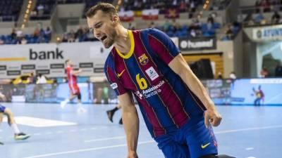 Casper Mortensen no continuará en el FC Barcelona