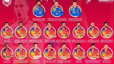 Jordi Ribera anuncia los 19 jugadores para preparar el Mundial