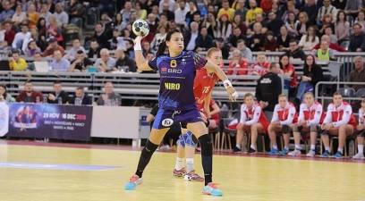 Cristina Neagu a 5 goles de ser máxima goleadora en la historia de los Europeos