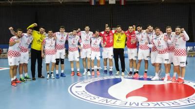 Lista definitiva de Croacia para el Mundial de balonmano Egipto 2021