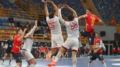 Dani Dujshebaev operado en Madrid de su lesión de rodilla