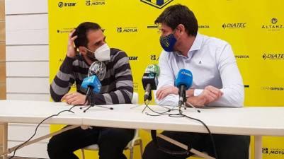 Sergio de la Salud no continuará en el Bidasoa y regresará a Francia