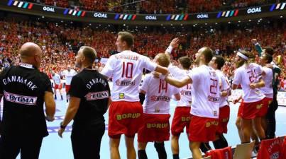 Dinamarca gana su primer Mundial arrasando a Noruega