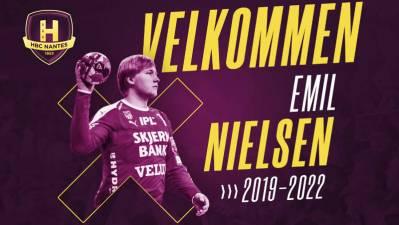 HBC Nantes confirma el fichaje de Emil Nielsen