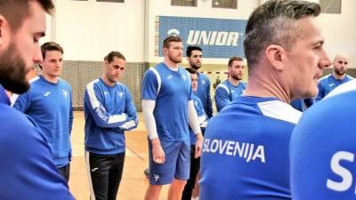 Plantilla de Eslovenia para el Europeo de balonmano 2020