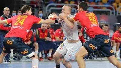 España cae ante Dinamarca y se despide de la final del Mundial de Egipto